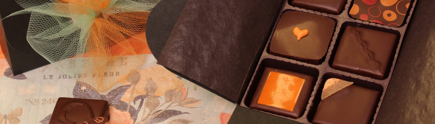 Artisan Ganache Chocolate Collection
